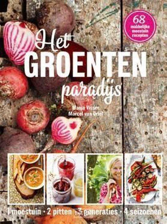 Het groentenparadijs - Manja Visser | Fthsonline.com