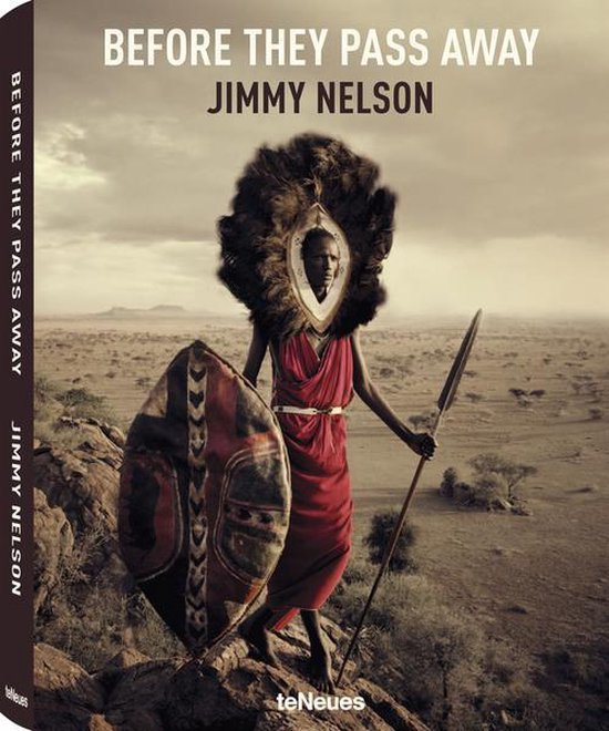 Boek cover Before They Pass Away - Print 1 van ,Jimmy Nelson (Hardcover)