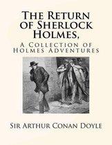 The Return of Sherlock Holmes,
