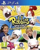 Rabbids Invasion /PS4