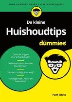 Voor Dummies - De kleine huishoudtips voor dummies