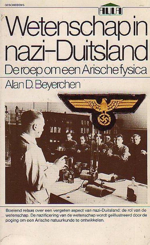 Wetenschap in nazi-duitsland - Beyerchen |
