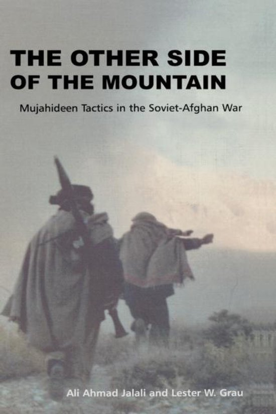 Boek cover The Other Side of the Mountain van Ali Ahmad Jalali (Hardcover)
