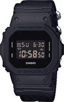 Casio DW-5600TB-4BER horloge heren - roze - kunststof