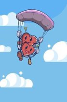 Parachuting Hearts