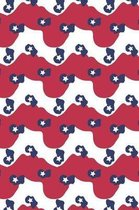 Patriotic Pattern - United States Of America 110
