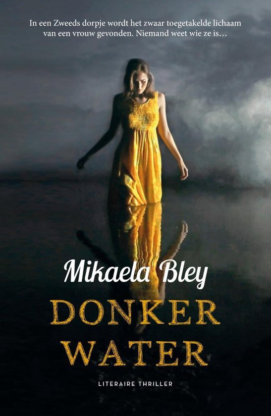 Ellen Tamm 2 - Donker water - Mikaela Bley |