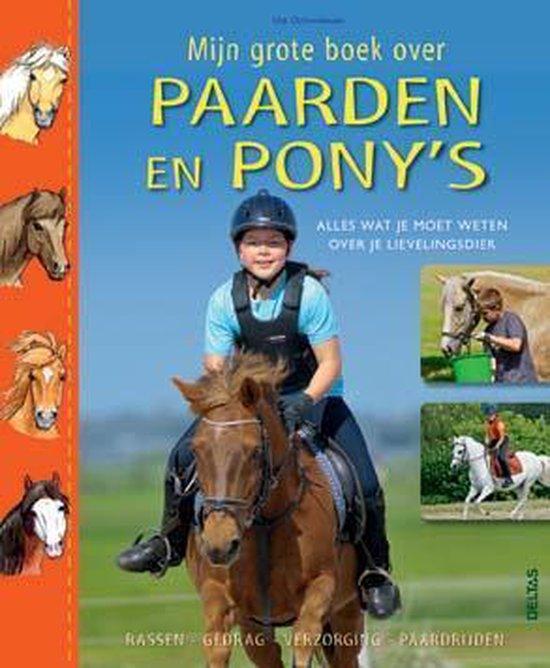 Mijn grote boek over paarden en pony s - Ute Ochsenbauer   Readingchampions.org.uk