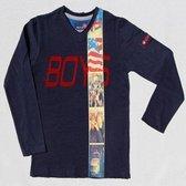 BOYS iN Control Jongen T-shirt - navy - Maat 92