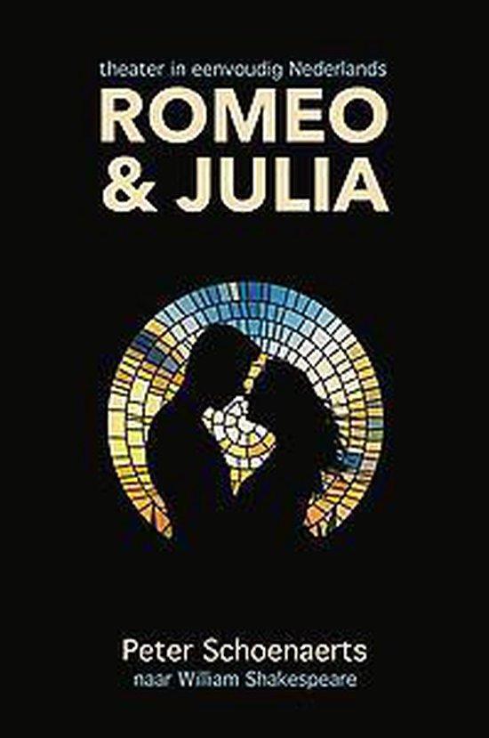 Boek cover Romeo en Julia van Peter Schoenaerts (Paperback)