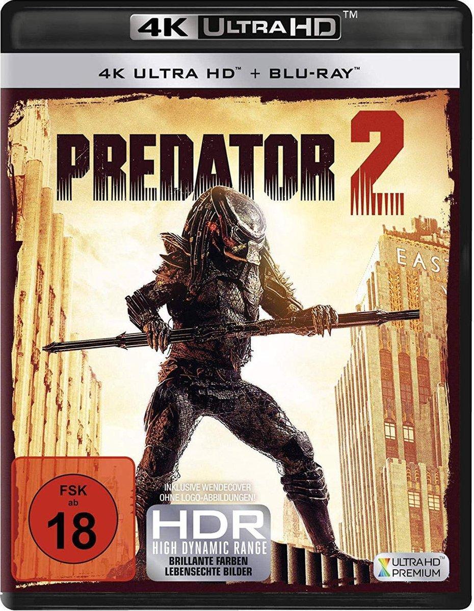 Predator 2 (Ultra HD Blu-ray & Blu-ray)-