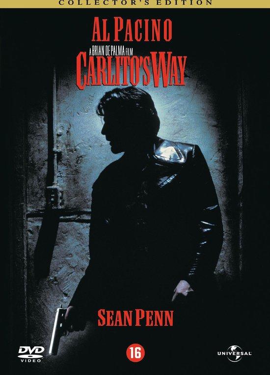 Cover van de film 'Carlito's Way'