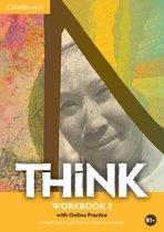 Afbeelding van Think Level 3 Workbook with Online Practice