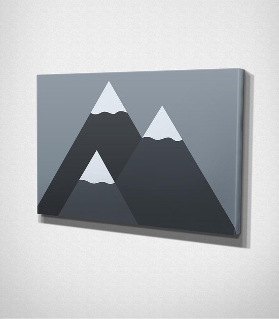 Mountains Canvas | 80x120 cm