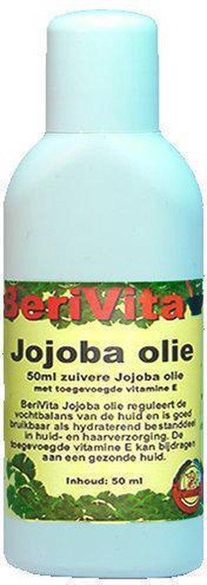 Jojoba Olie Puur 100ml - Huidolie en Haarolie