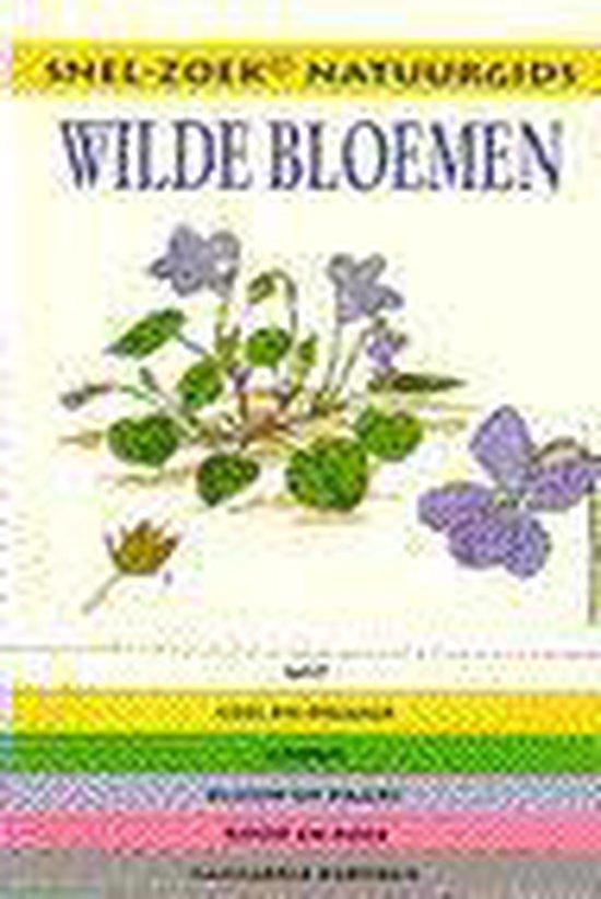 Wilde bloemen (snelzoek natuurgids) - Auteur Onbekend |