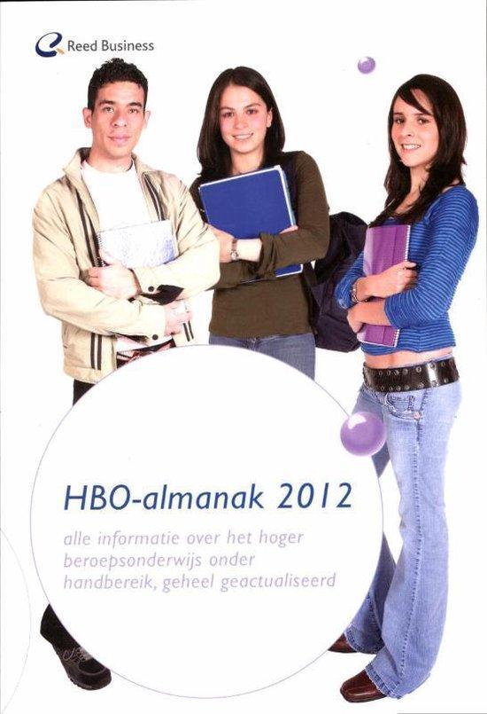 Cover van het boek 'Hbo Almanak  / 2011-2012' van  Nvt