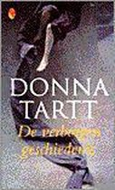 De verborgen geschiedenis - Donna Tartt