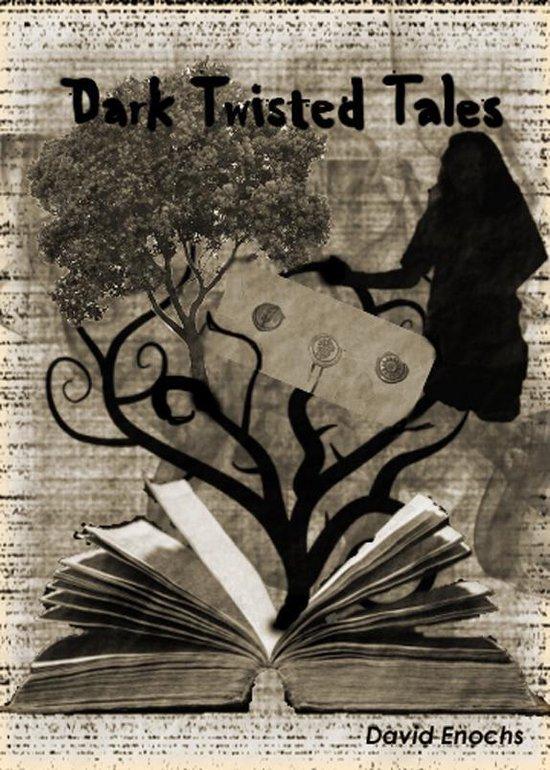 Omslag van Dark Twisted Tales