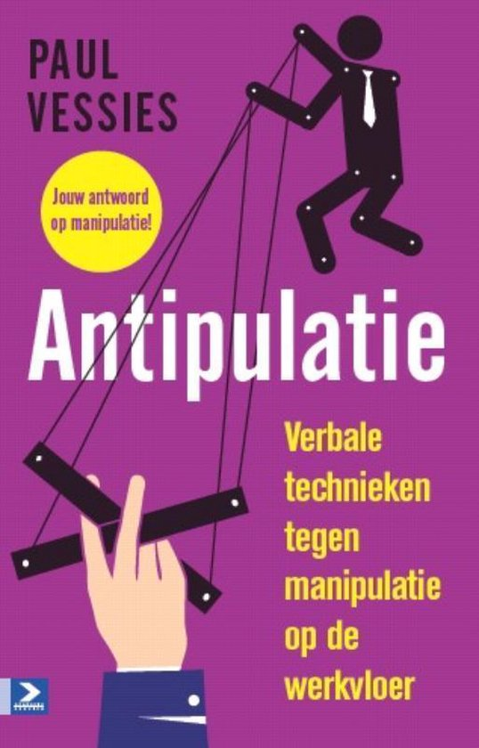 Antipulatie - Paul Vessies |