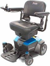 Elektrische Rolstoel Pride Go Chair  Saffierblauw