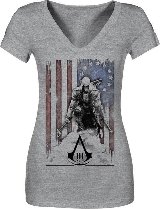 Assasins creed 3 T-shirt XL