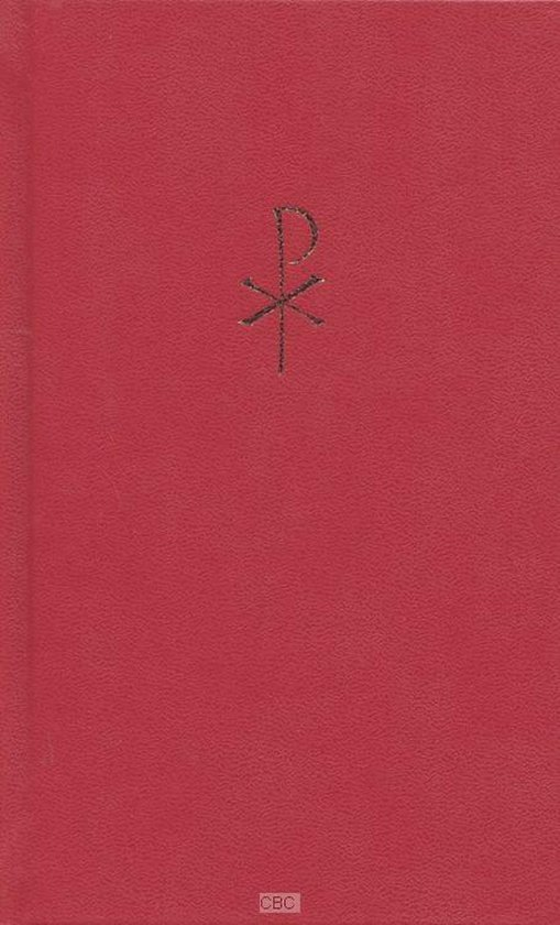 Liedboek Kerken Groot Balacron Rood - Onbekend   Fthsonline.com