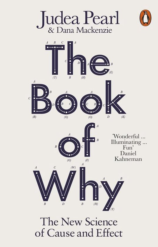 Boek cover The Book of Why van Judea Pearl (Paperback)