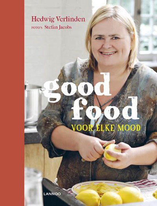 Good Food voor elke Mood - Hedwig Verlinden |