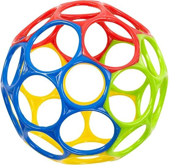 Oball kleurige bal gemakkelijk vast te pakken