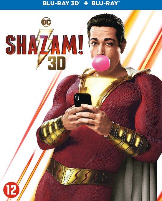 Shazam! (3D+2D Blu-ray)