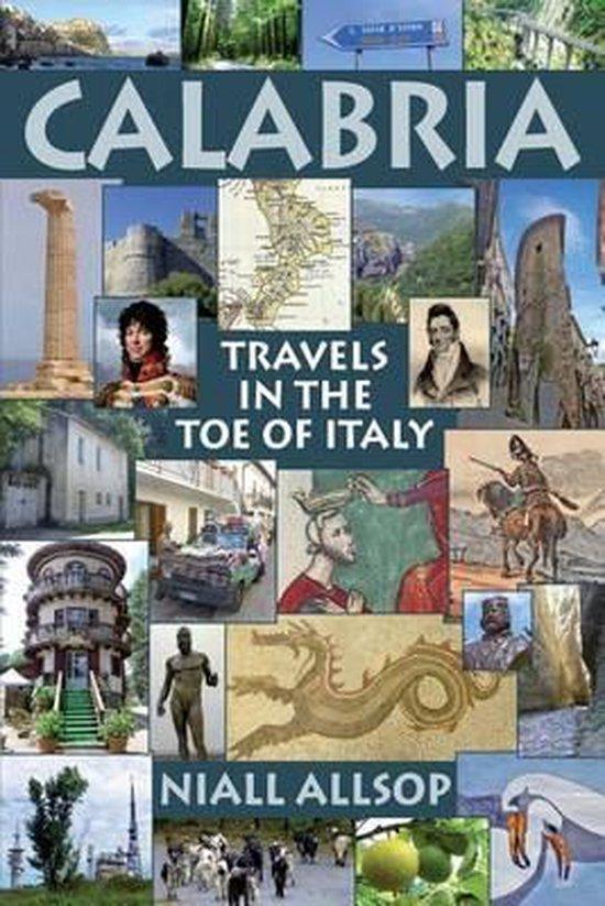 Boek cover Calabria van Niall Allsop (Paperback)