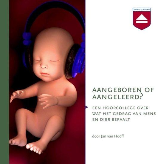 Aangeboren of aangeleerd? - Jan van Hooff |