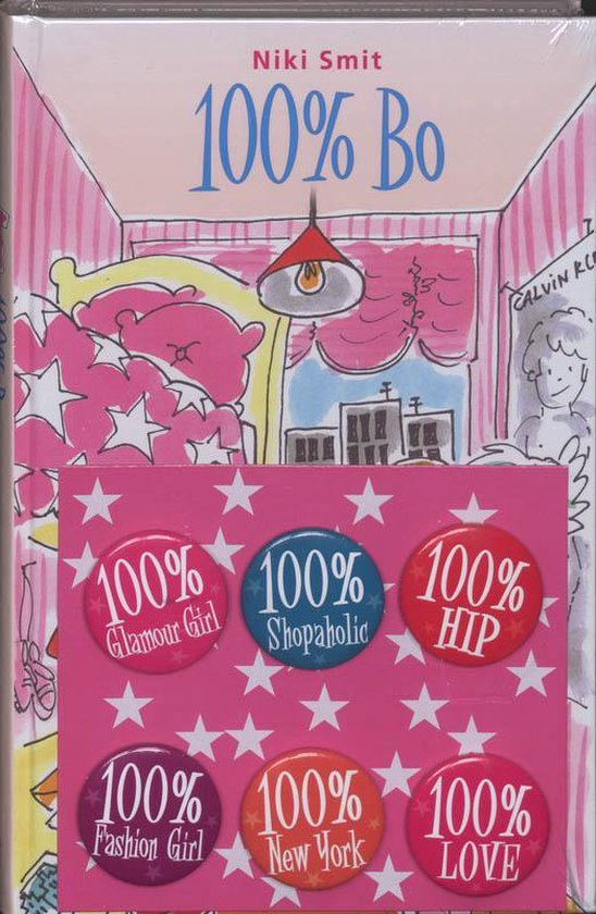 Cover van het boek '100% Bo' van Alexander Smit en Niki Smit