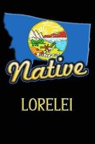 Montana Native Lorelei