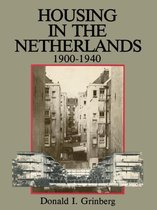 Housing in The Netherlands 1900-1940