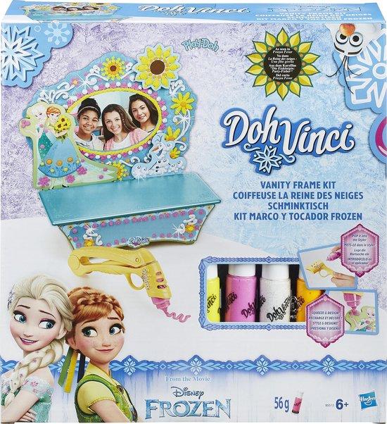 DohVinci Frozen kaptafel – Klei