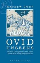 Boek cover Ovid Unseens van Mathew Owen