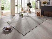Binnen & buiten vloerkleed Caen Elle Decor - grijs 200x290 cm
