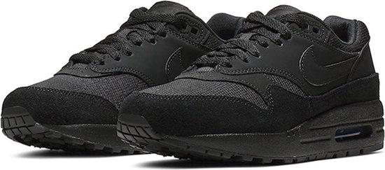 bol.com | Nike Air Max 1 Sneakers - Maat 40.5 - Vrouwen - zwart