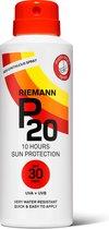 P20 - SPF 30 - 150 ml - Zonnebrandcrème - Continuous Spray
