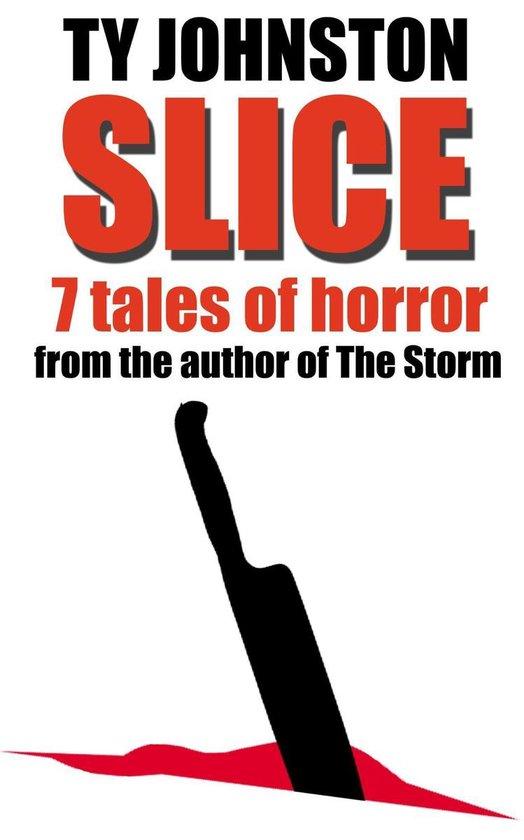 Omslag van Slice: Seven Tales of Horror