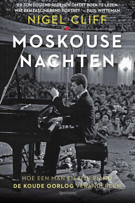 Moskouse nachten - Nigel Cliff | Readingchampions.org.uk