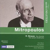 Mitropoulos Conducts Strauss