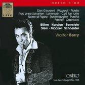 Walter Berry Sings Various Arias