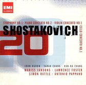 Shostakovich: Symphony No. 1; Piano Concerto No. 2; Violin Concerto No. 1; Cello Concerto No. 1