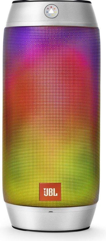 JBL Pulse 2 - met LED show - Zilver