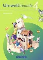 Umweltfreunde 4. Schuljahr. Schülerbuch Sachsen-Anhalt