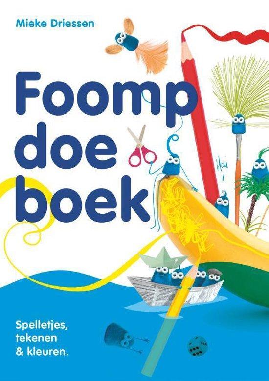 Foomp doeboek - none |