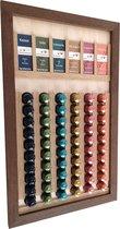 Coffelli Capsulehouder - voor 60 koffie capsules